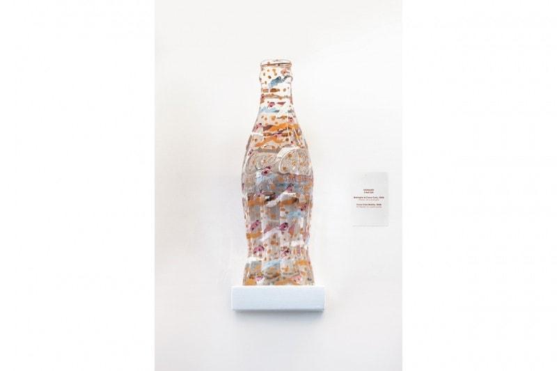 Howard Finster Coca Cola Bottle