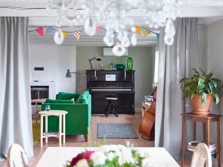 Ikea propone un pianoforte come credenza
