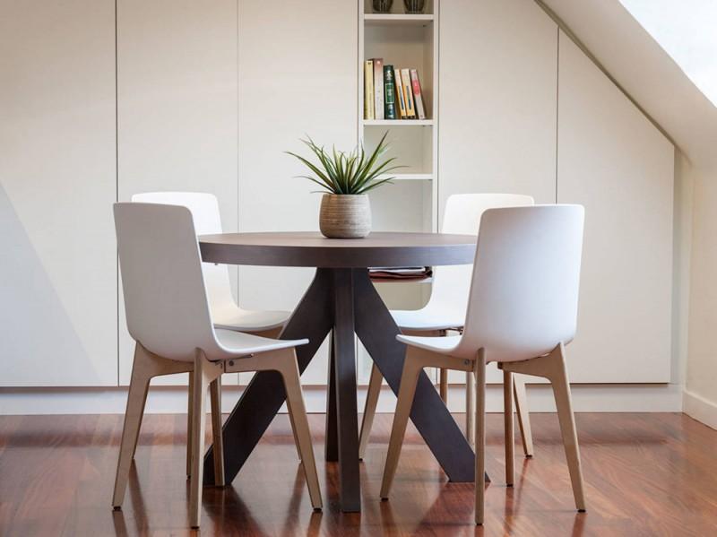 Il tavolo da pranzo