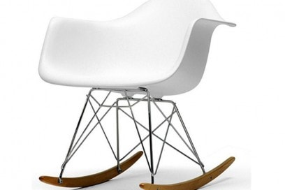 La Charles Eames Chair modello Rocker RA