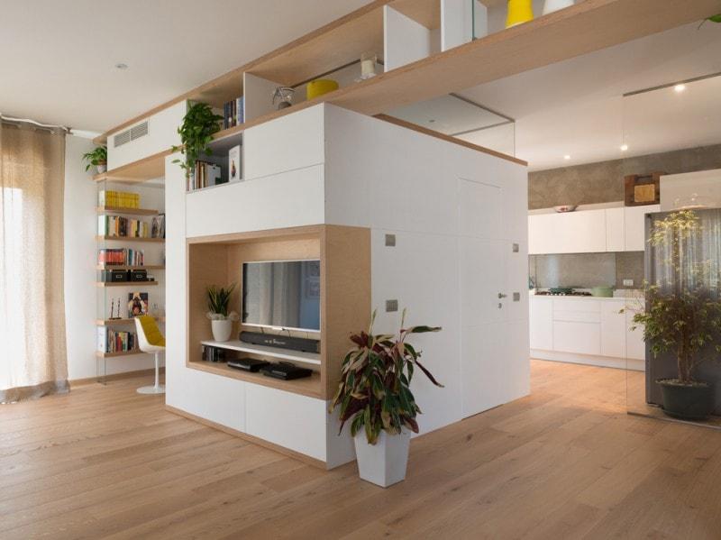 Nordic house una casa in stile scandinavo nel cuore della for La casa progetta lo stile indiano