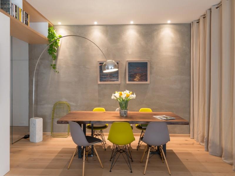 Nordic house un rifugio in stile scandinavo nel cuore di - Zona pranzo design ...
