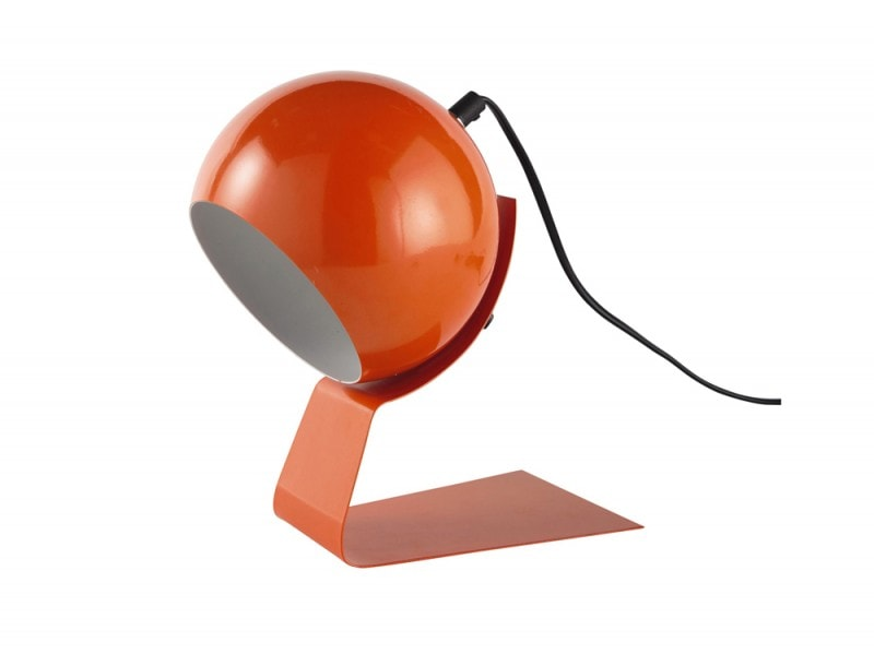 Lampada bambino arancio Bubble