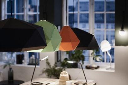 Le lampade JOXTORP