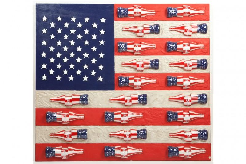 Luigi Bona American Flags