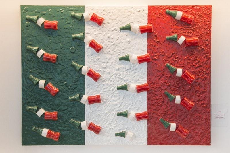 Luigi Bona Italian Flag