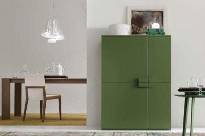 Madia alta verde di Dafre
