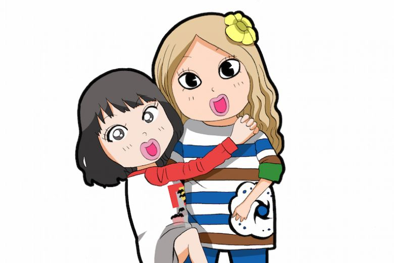 Tsumori Chisato firma una capsule per Marina Rinaldi