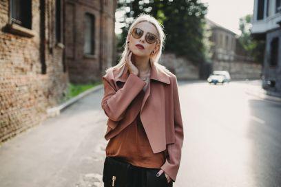 Masha Sedgwick: una fashion blogger tedesca a Milano