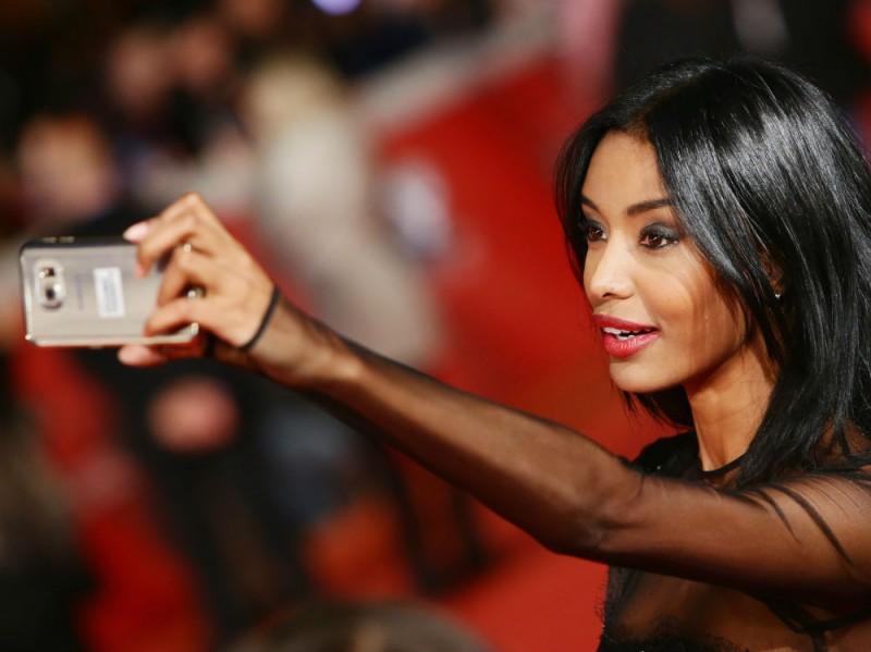 Maylin Aguirre – mig selfie
