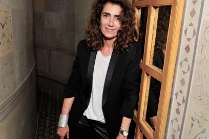 Mlle-Agnès–Peter-Dundas-Dinner-at-Caviar-Kaspia—5th-October-2015.