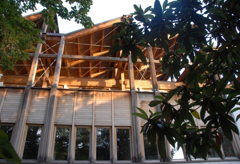 Nuova costruzione Neubau Tor Löwengang Alois Lageder