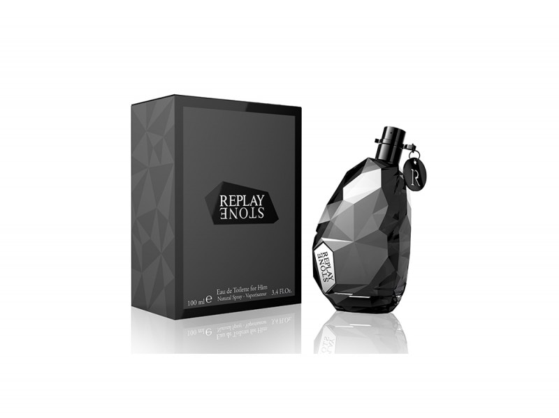 REPLAY ASTUCCIO_FLACONE 100 ML MAN