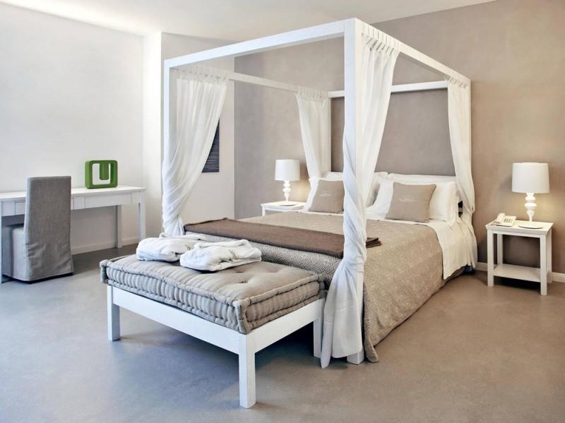 10 stanze d albergo da cui prendere ispirazione grazia for Arredo camere albergo
