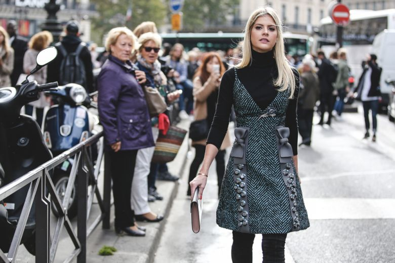 Maglioni dolcevita per l'Autunno-Inverno 2015: dallo street style ai negozi