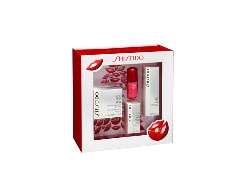 Shiseido ibuki holiday kit
