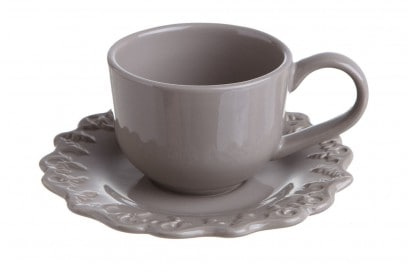 Tazzina in porcellana
