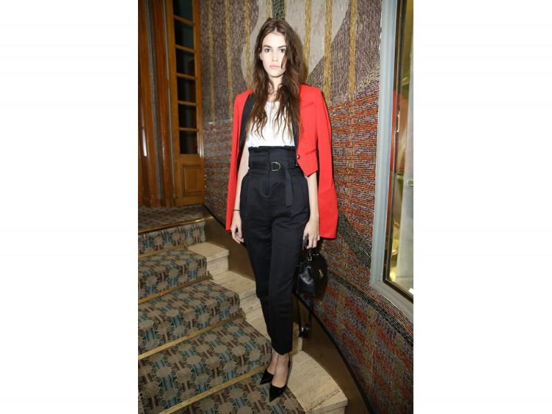 Vanessa-Moody-Peter-Dundas-Dinner-at-Caviar-Kaspia—5th-October-2015.