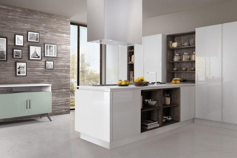 Le Cucine Moderne Piu Belle : Berloni le cucine moderne più belle grazia