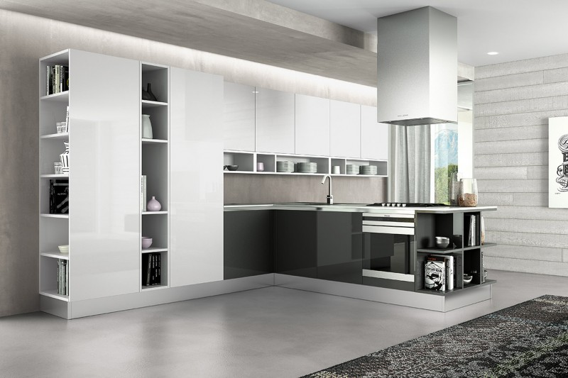 berloni: le cucine moderne più belle - grazia.it - Merloni Cucine