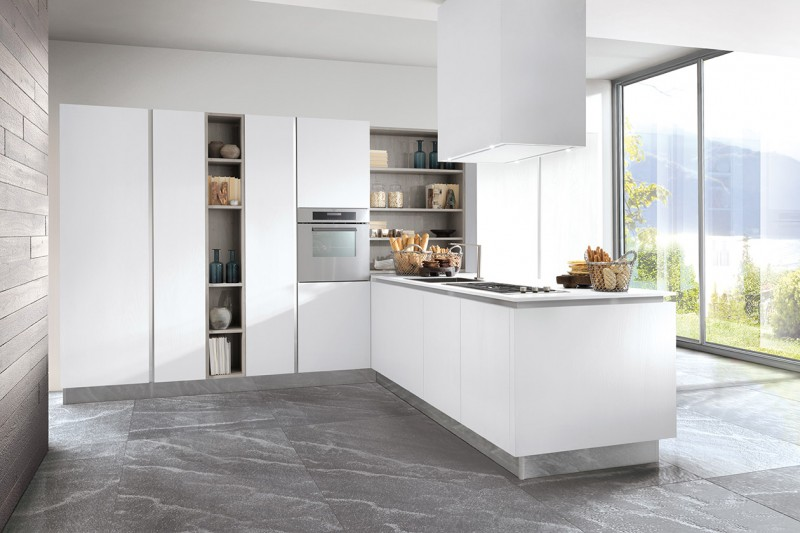 Berloni le cucine moderne pi belle grazia - Le cucine piu belle ...