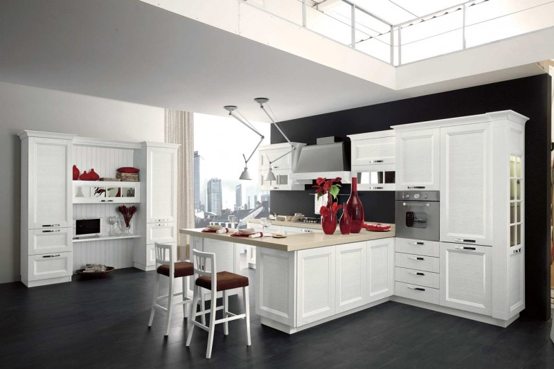 Stosa: le cucine moderne e contemporanee più belle - Grazia.it