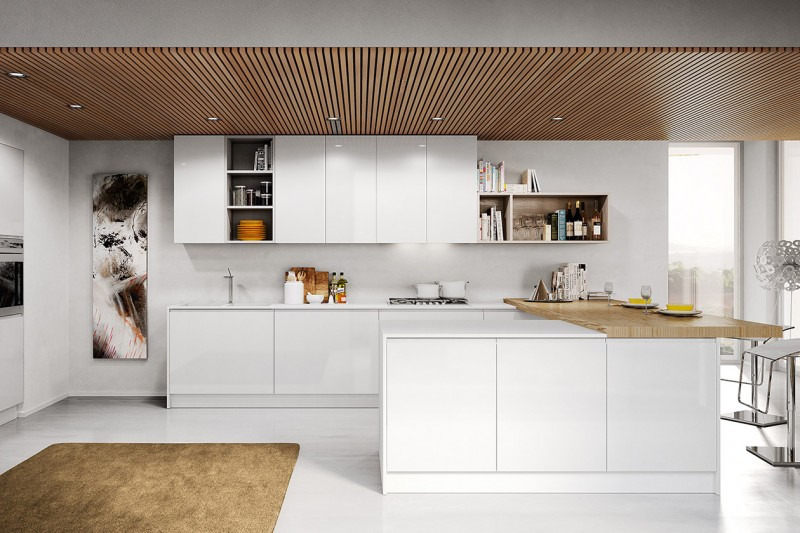 Awesome Belle Cucine Moderne Ideas - Home Design Ideas 2017 ...