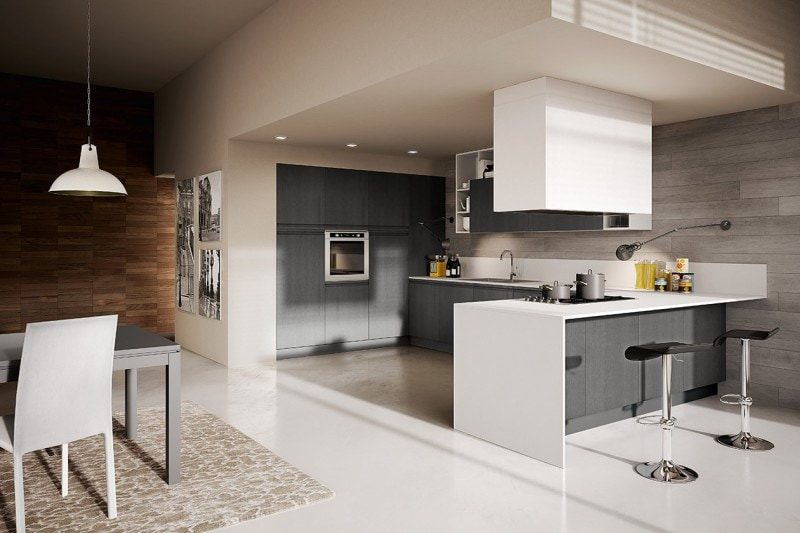Berloni le cucine moderne pi belle grazia for Cucine bellissime moderne
