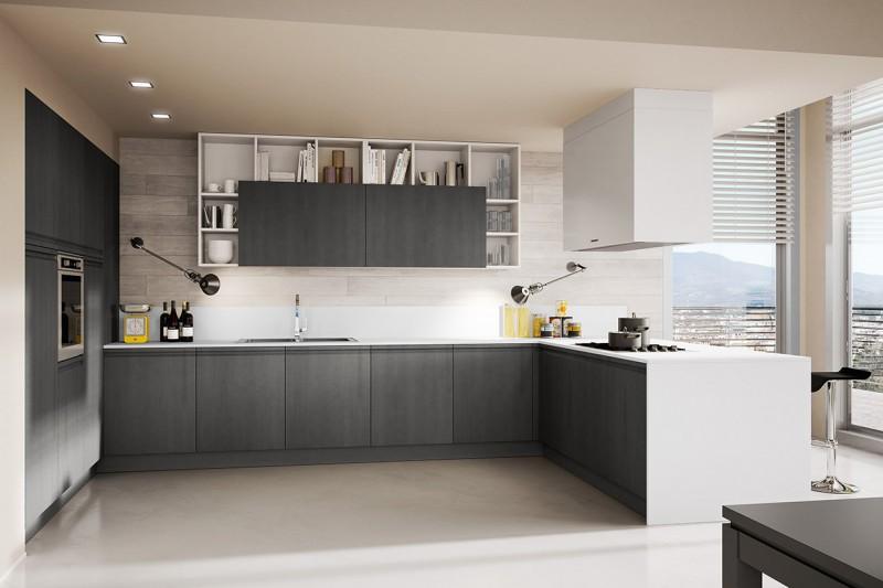 Berloni le cucine moderne pi belle grazia - Belle cucine moderne ...