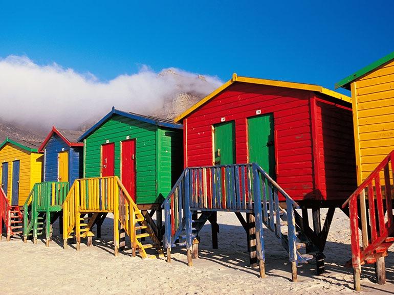 capetown cabine colorate