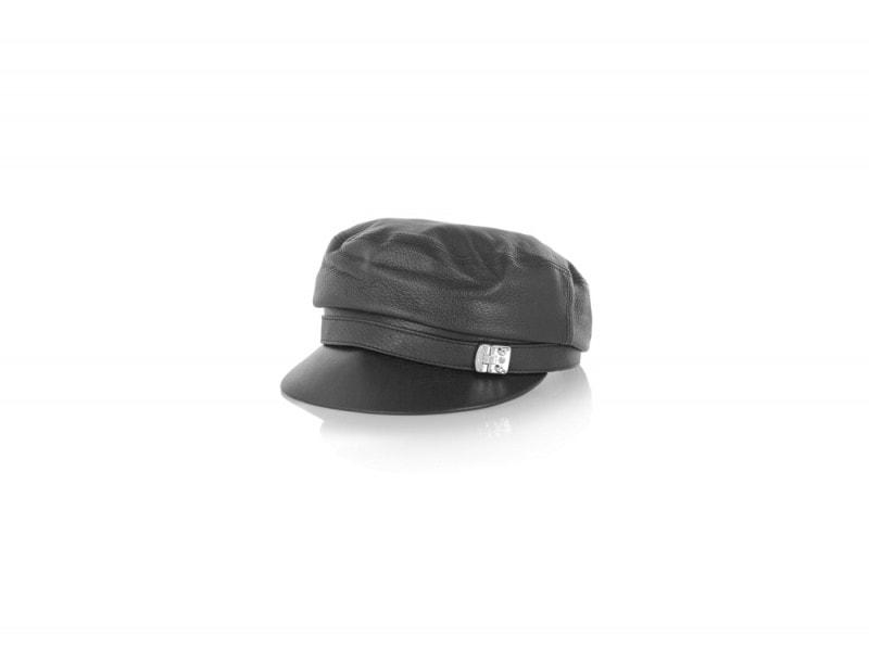 cappello di pelle gucci