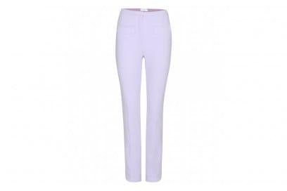 carven pantaloni lilla