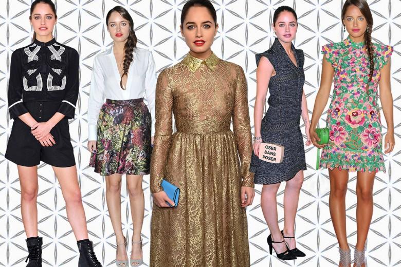 Matilde Gioli, tutti i look di una fashion icon all'italiana