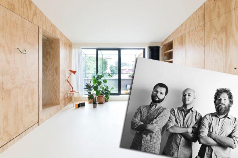 StudioWok: l'architettura è giovane