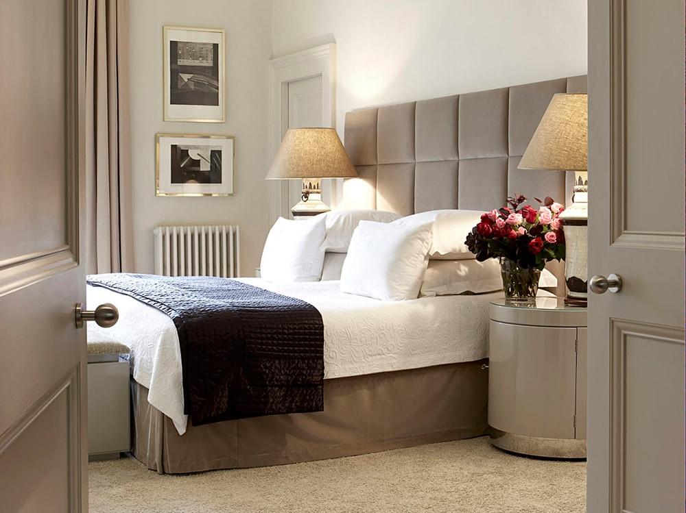 10 stanze d albergo da cui prendere ispirazione grazia for Hotel design come