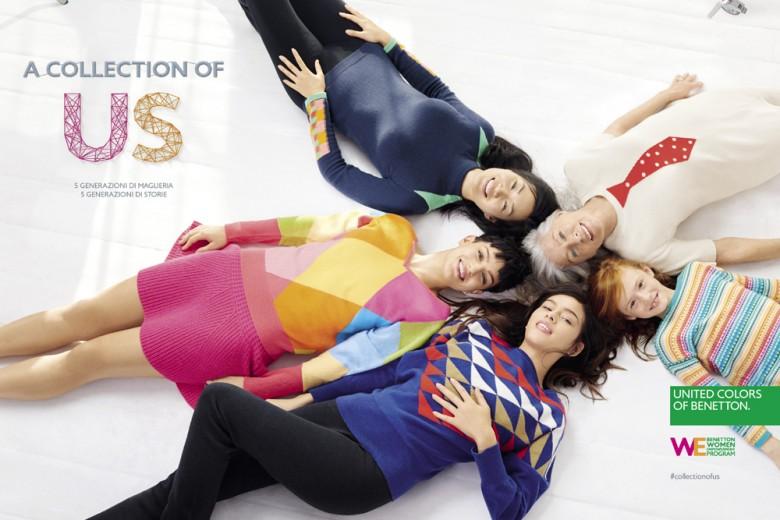 """""""Collection of Us Archive"""": un tuffo negli archivi di Benetton"""