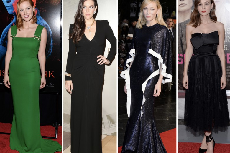 Best dressed of the week: Jessica Chastain, Cate Blanchett e le altre
