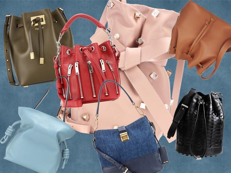 cover borsa secchiello mobile