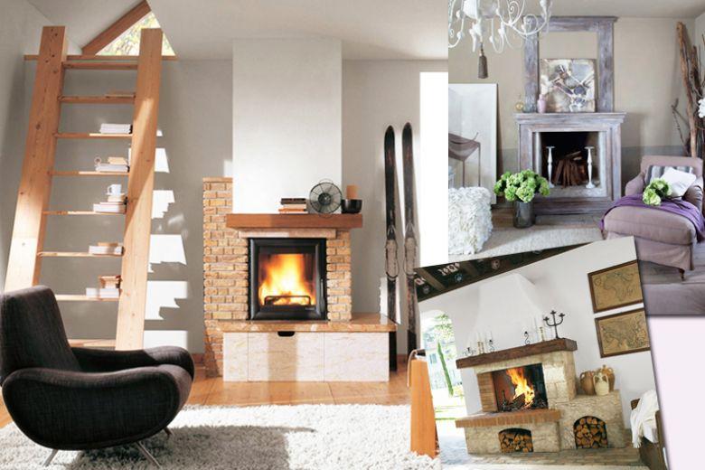 I camini rustici più belli, per una casa calda e accogliente