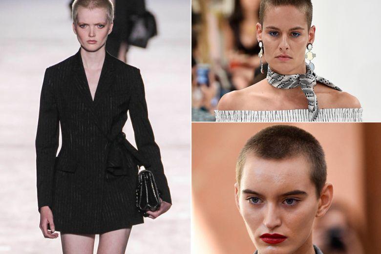 Capelli rasati: sarà il nostro prossimo trend?