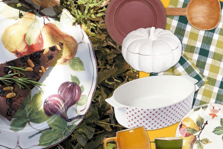 Coincasa: la collezione autunno inverno per la tavola