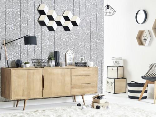 Credenza Ikea Nera : Non sottovalutate la cara vecchia credenza grazia