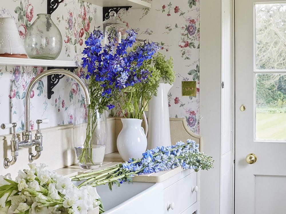 Come arredare la cucina in stile shabby chic grazia - Casa shabby chic country ...