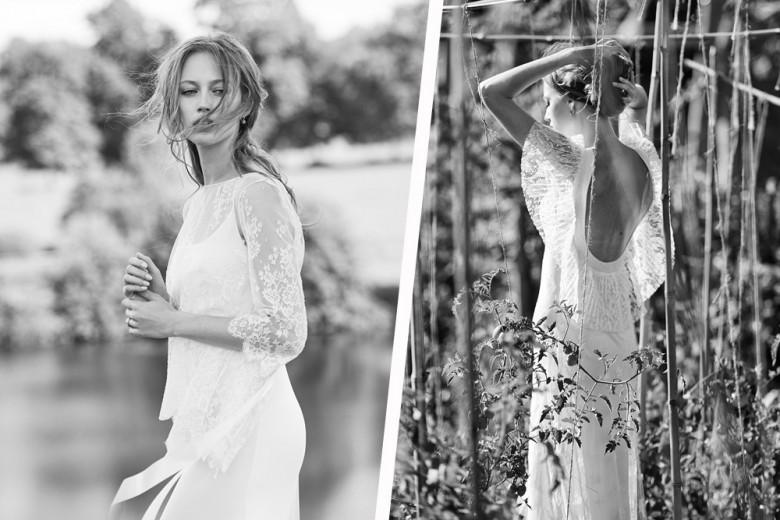 Delphine Manivet: gli abiti da sposa 2016