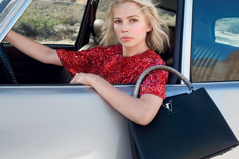 In viaggio con Michelle Williams e Alicia Vikander (e Louis Vuitton)
