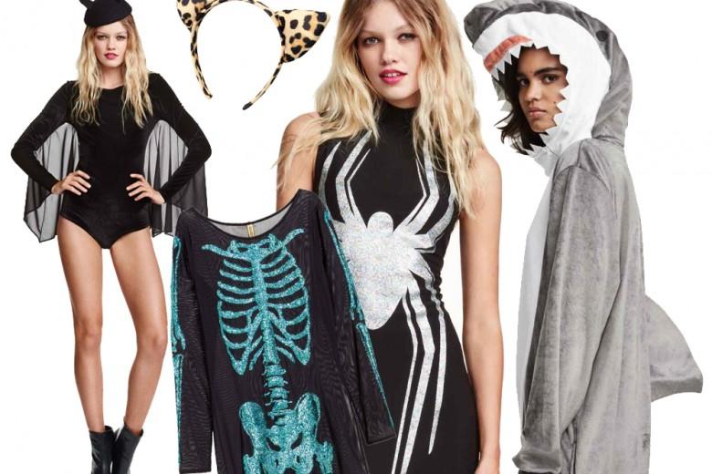 Halloween con H&M: tutti i costumi e gli accessori