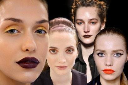 I 10 make up più belli dell'Autunno-Inverno da provare ora