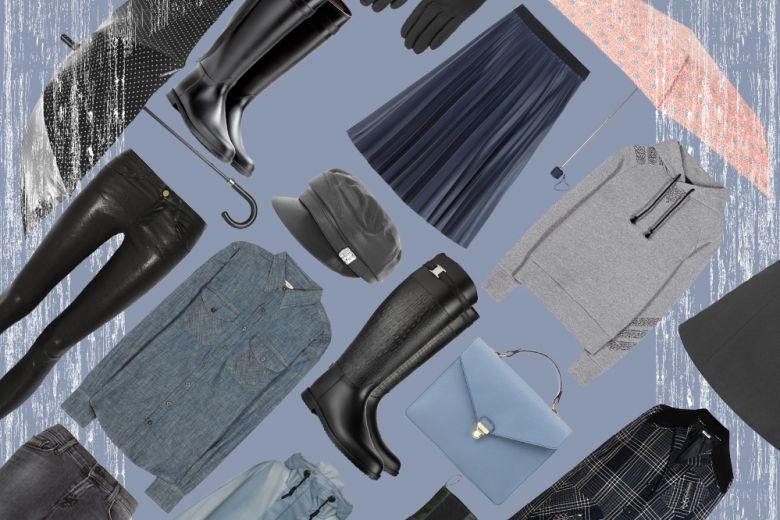 Scende la pioggia: i capi e gli accessori più cool da indossare
