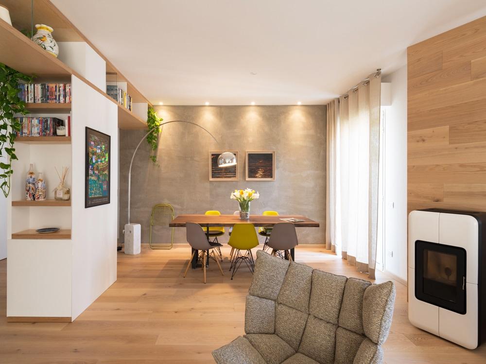 Nordic house un rifugio in stile scandinavo nel cuore di - Casa stile nordico ...