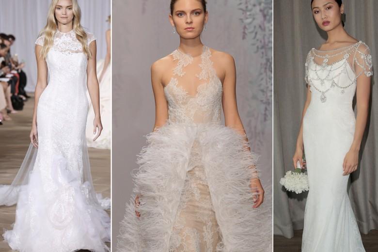 I trend sposa 2016 dalla New York Bridal Fashion Week